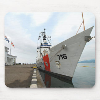 United States Coast Guard Ship Mouse Pad
