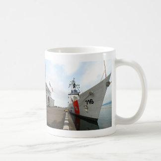 United States Coast Guard Ship Mug
