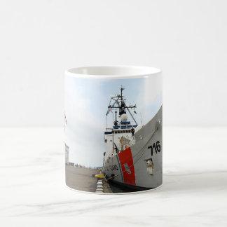 United States Coast Guard Ship Mugs