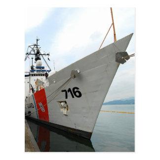 United States Coast Guard Ship Postcards