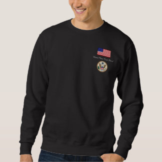 UNITED STATES COAST GUARD SWEATSHIRT