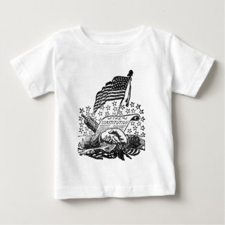 United States Constitution Baby T-Shirt