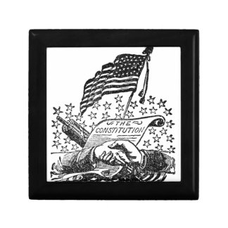 United States Constitution Gift Box