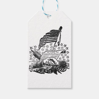 United States Constitution Gift Tags