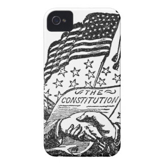 United States Constitution iPhone 4 Cover
