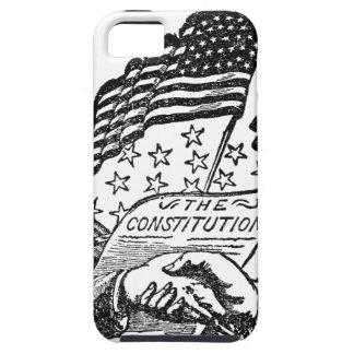 United States Constitution Tough iPhone 5 Case