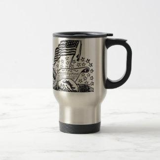 United States Constitution Travel Mug