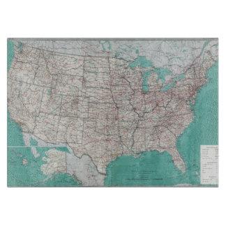 United States Cutting Board