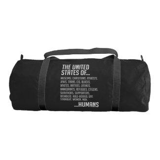 United States Dark Duffel Bag