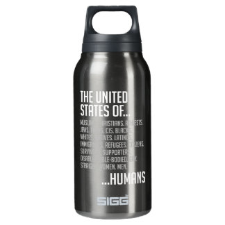 United States Dark Sigg Hot & Cold Bottle