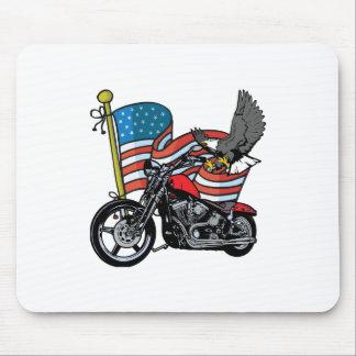 United States Eagle Mousepad