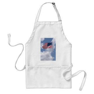 United States Flag Aprons