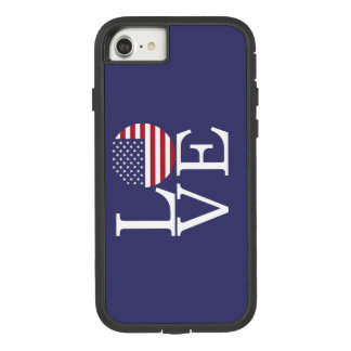 United States Flag Case-Mate Tough Extreme iPhone 8/7 Case