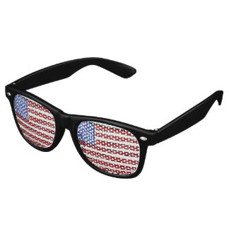 United States Flag Glasses