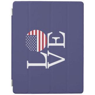United States Flag iPad Cover