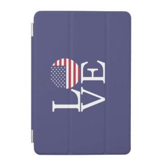 United States Flag iPad Mini Cover