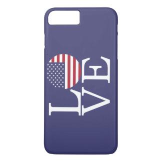 United States Flag iPhone 8 Plus/7 Plus Case