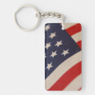United States Flag Keychain