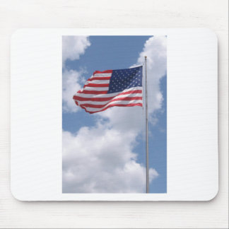 United States Flag Mousepads