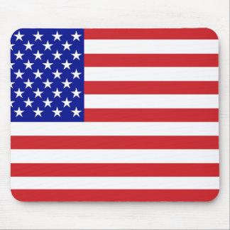 United States Flag Mousepads