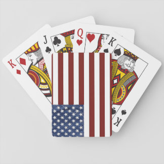 United States Flag Playing Cards