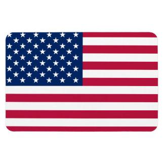 United States Flag Rectangular Photo Magnet