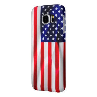 United States Flag Samsung Galaxy S6 Samsung Galaxy S6 Cases