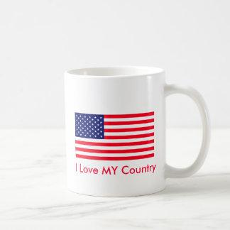 United States Flag The MUSEUM Zazzle Mugs