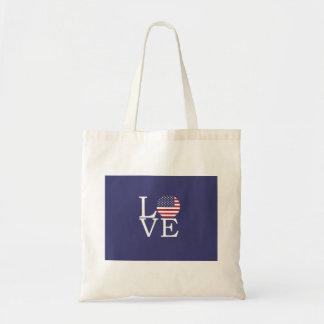 United States Flag Tote Bag