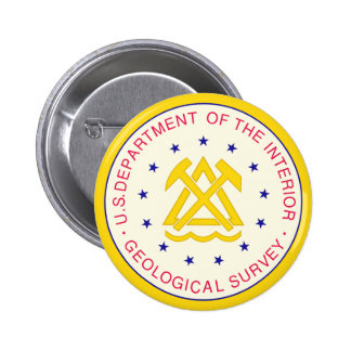 United States Geological Survey Pins
