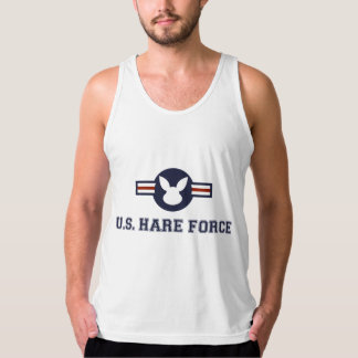United States Hare Air Force Bunny Singlet