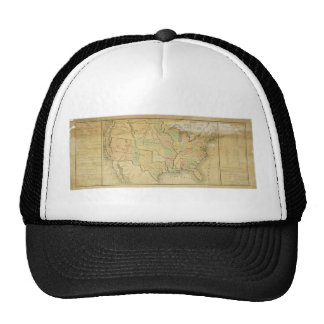 United States Including Western Territories 1848 Cap