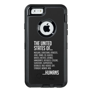 United States iPhone & Samsung Otterbox Case