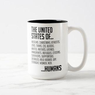 United States Large Mug