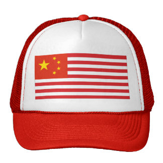United States, Made in China Cap