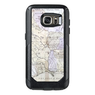 UNITED STATES MAP, c1812 OtterBox Samsung Galaxy S7 Case