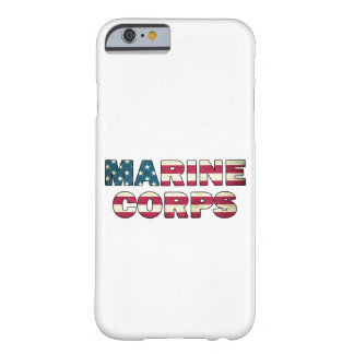 United States Marine Corps 005 Barely There iPhone 6 Case