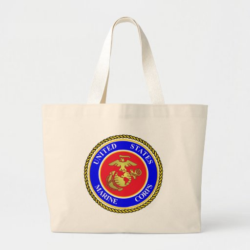 United States Marine Corps Canvas Bags