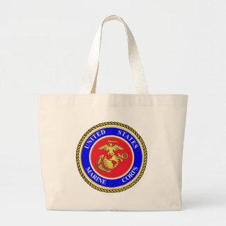 United States Marine Corps Jumbo Tote Bag