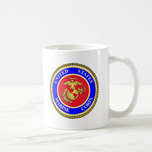 United States Marine Corps Mug