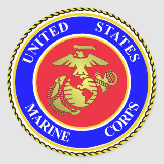 United States Marine Corps Stickers