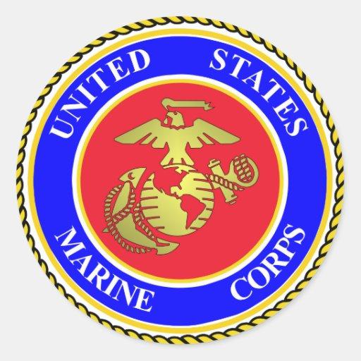 United States Marine Corps Stickers