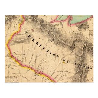 United States Mid west 41 Postcard