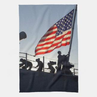 UNITED STATES MILITARY TOWEL