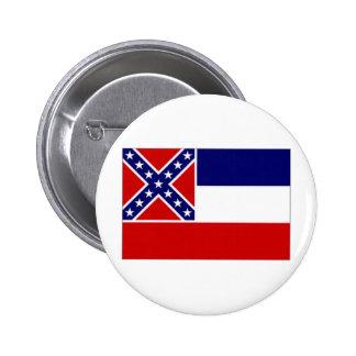 United States Mississippi Flag Pin