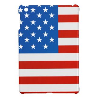 United states national flag cover for the iPad mini