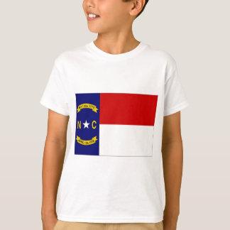 United States North Carolina Flag Tee Shirts