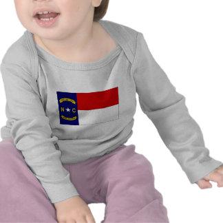 United States North Carolina Flag Shirt