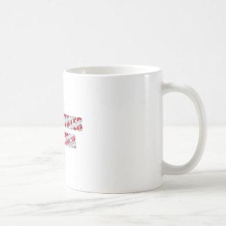 United States of America 01 Basic White Mug