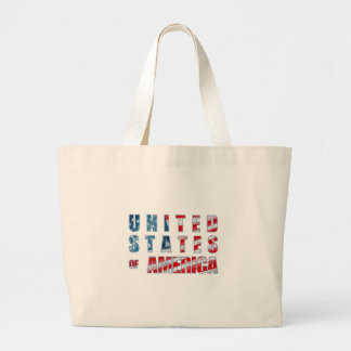 United States of America 02 Canvas Bags